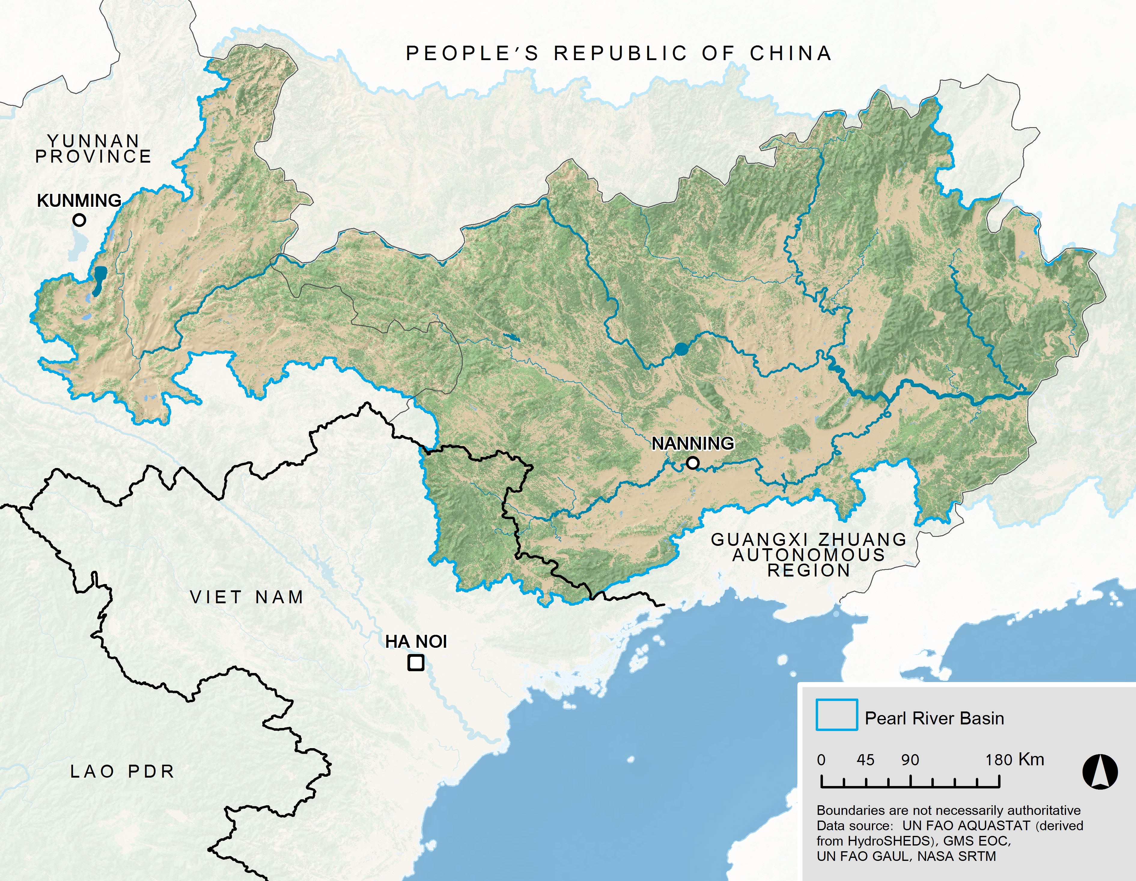 Maps Map Of Pearl River on